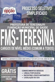 CARGOS DE NÍVEL MÉDIO (COMUM A TODOS)