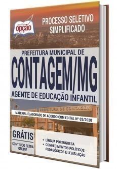AGENTE DE EDUCAÇÃO INFANTIL
