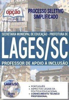 PROFESSOR DE APOIO À INCLUSÃO