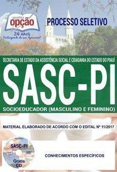 SOCIOEDUCADOR (MASCULINO E FEMININO)
