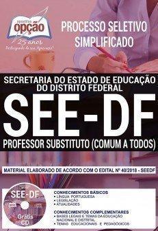 PROFESSOR SUBSTITUTO (COMUM A TODOS)
