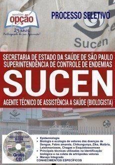 AGENTE TÉCNICO DE ASSISTÊNCIA A SAÚDE (BIOLOGISTA)