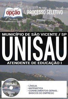 ATENDENTE DE EDUCAÇÃO I