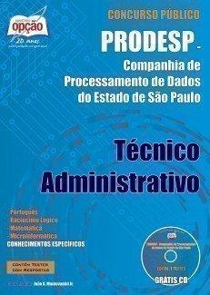 Apostila Técnico Administrativo - Concurso Prodesp
