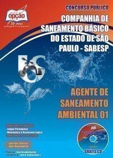 Apostila Agente De Saneamento Ambiental 01 - Concurso Sabesp