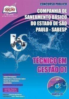 Apostila Técnico Em Gestão 01 - Concurso Sabesp