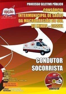 Apostila Condutor Socorrista - Concurso Samu / MG