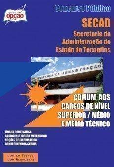 Apostila Comum Aos Cargos De Nível Superior / Médio E Médio Técnico - Concur...