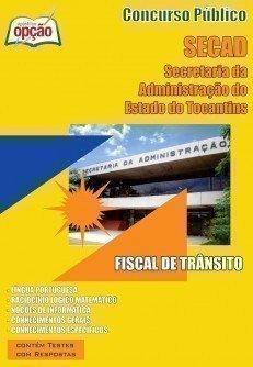 Apostila Fiscal De Trânsito - Concurso Secad / To
