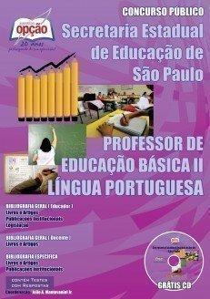 Apostila Professor De Língua Portuguesa – Peb I I (completa) - Concurso Secret...