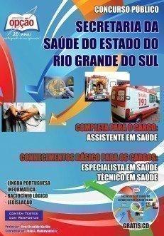 Apostila Especialista Em Saúde, Técnico Em Saúde E Assistente Em Saúde - Con...