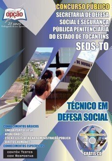 TÉCNICO EM DEFESA SOCIAL