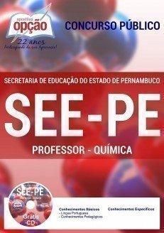 PROFESSOR - QUÍMICA