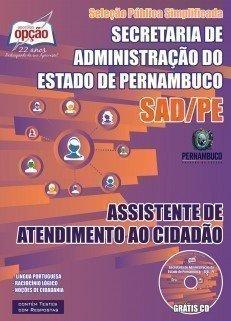 ASSISTENTE DE ATENDIMENTO AO CIDADÃO