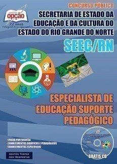 ESPECIALISTA DE EDUCAÇÃO - SUPORTE PEDAGÓGICO