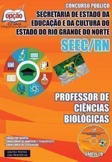 PROFESSOR DE CIÊNCIAS BIOLÓGICAS