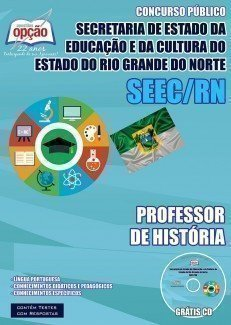 PROFESSOR DE HISTÓRIA