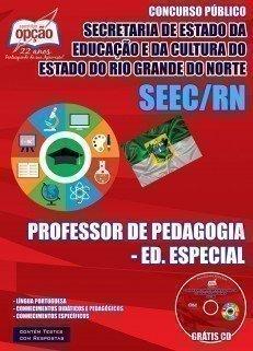 PROFESSOR DE PEDAGOGIA - ED. ESPECIAL