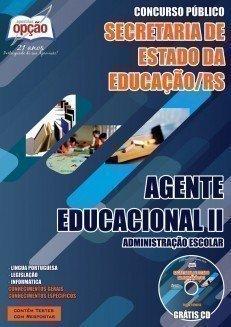 AGENTE EDUCACIONAL II – ADMINISTRAÇÃO ESCOLAR