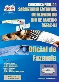 Apostila Oficial De Fazenda - Volume Ii - Concurso Secretaria De Estado Da Fazen...