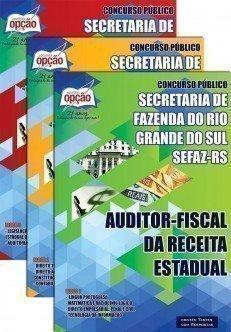 AUDITOR - FISCAL DA RECEITA ESTADUAL