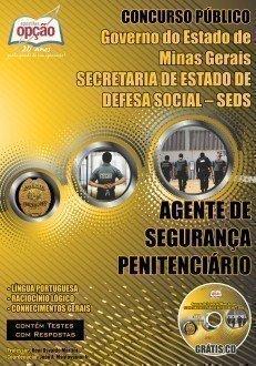 Apostila Agente De Segurança Penitenciário - Concurso Secretaria De Estado De ...