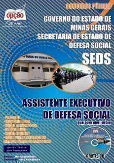 ASSISTENTE EXECUTIVO DE DEFESA SOCIAL