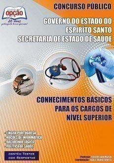 Apostila Conhecimentos Básicos Para Os Cargos De Nível Superior - Concurso Sec...