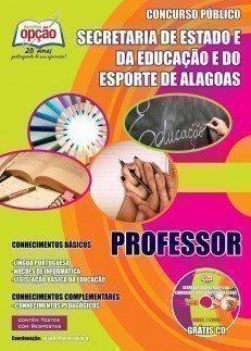 Apostila Professor - Concurso Secretaria De Estado E Da Educação E Do Esporte ...