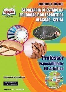 PROFESSOR DE ARTES