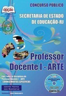 PROFESSOR  – DOCENTE I – ARTE