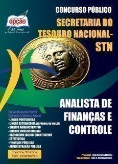 Apostila Analista De Finanças E Controle - Concurso Secretaria Do Tesouro Nacio...