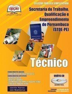 Apostila Técnico - Concurso Secretaria Do Trabalho Do Estado / Pe...