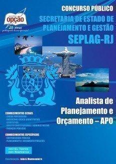 Apostila Analista De Planejamento E Orçamento - Concurso Secretaria Estadual De...