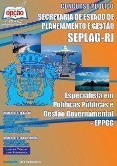 ESPECIALISTA EM POLÍTICAS PÚBLICAS E GESTÃO GOVERNAMENTAL - EPPGG