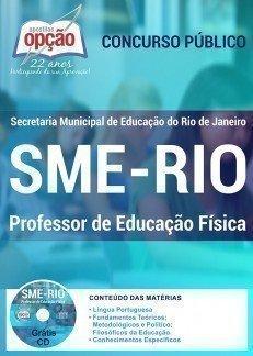Apostila Concurso SME RIO Professor de ensino fundamental