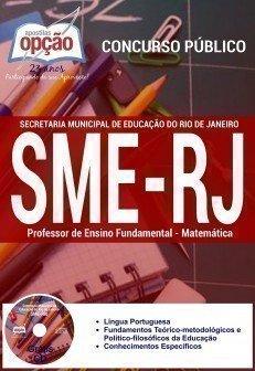 Concurso SME RJ 2019