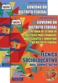 TÉCNICO SOCIOEDUCATIVO - ÁREA: ADMINISTRATIVO