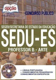 PROFESSOR B - ARTE