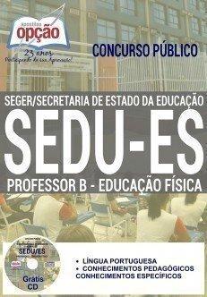PROFESSOR B - EDUCAÇÃO FÍSICA