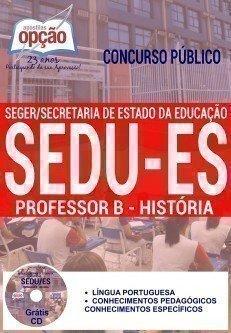 PROFESSOR B - HISTÓRIA