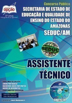 SEDUC / AM (Assistente)