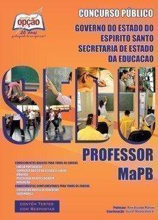 Apostila Professor Mapb - Concurso Seduc / Es