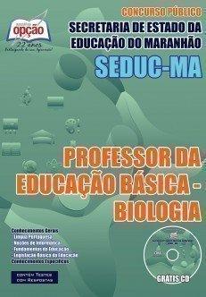 PROFESSOR DA EDUCAÇÃO BÁSICA - BIOLOGIA