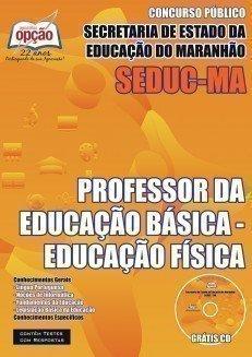 PROFESSOR DA EDUCAÇÃO BÁSICA - EDUCAÇÃO FÍSICA