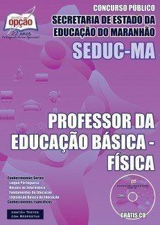 PROFESSOR DA EDUCAÇÃO BÁSICA - FÍSICA