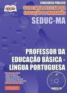 PROFESSOR DA EDUCAÇÃO BÁSICA - LÍNGUA PORTUGUESA