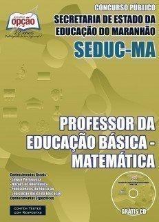 PROFESSOR DA EDUCAÇÃO BÁSICA - MATEMÁTICA