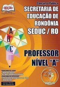 PROFESSOR NÍVEL - A