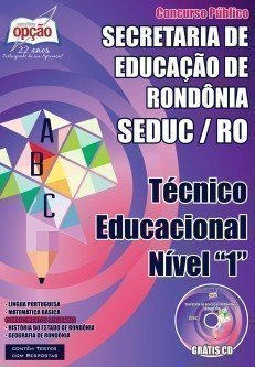 """TÉCNICO EDUCACIONAL NÍVEL """"1"""""""